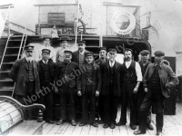 Crew of the Steamship 'Scarborough'